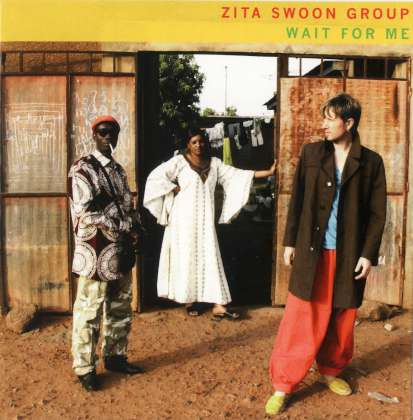 Zita Swoon Group - Wait For Me cover