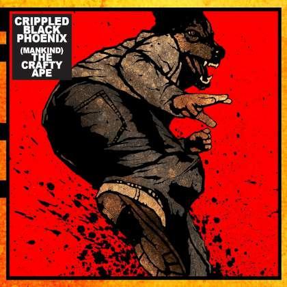 Crippled Black Phoenix - (Mankind) The Crafty Ape cover