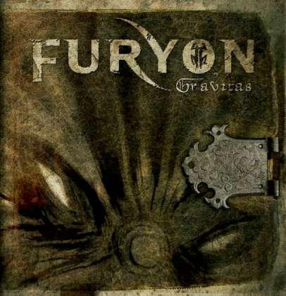 Furyon - Gravitas cover