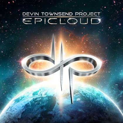 Devin Townsend Project - Epicloud cover