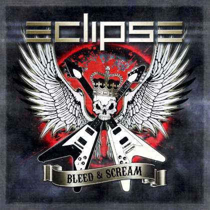 Eclipse - Bleed & Scream cover