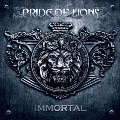 Pride Of Lions - Immortal cover