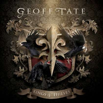 Geoff Tate - Kings & Thieves cover