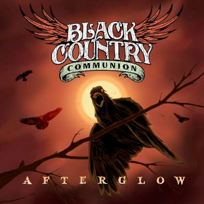 Black Country Communion - Afterglow cover