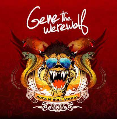 Gene The Werewolf - Rock 'N Roll Animal cover