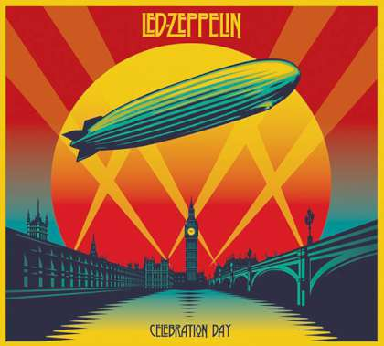 led zeppelin celebration day cover