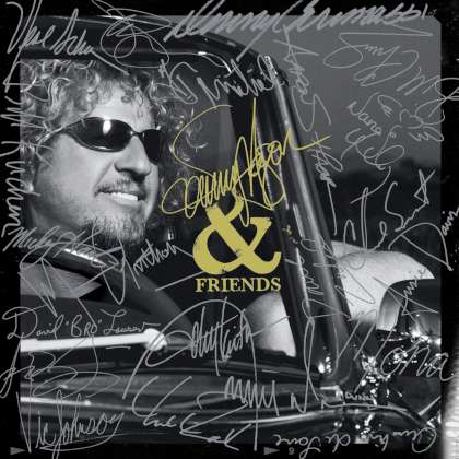 Sammy Hagar - Sammy Hagar & Friends cover