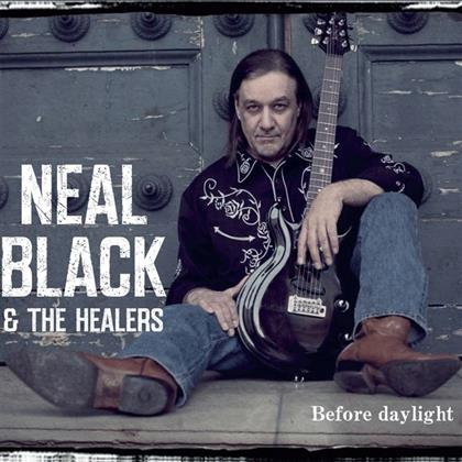Neal Black & The Healers - Before Daylight cover