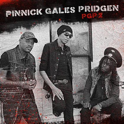 Pinnick Gales Pridgen - PGP2 cover