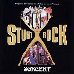 Sorcery - Stuntrock cover