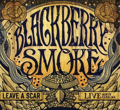 Blackberry Smoke - Leave A Scar Live North Carolina cover