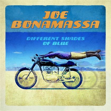 Joe Bonamassa - Different Shades Of Blue cover