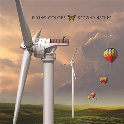 Flying Colors - Second Nature cover
