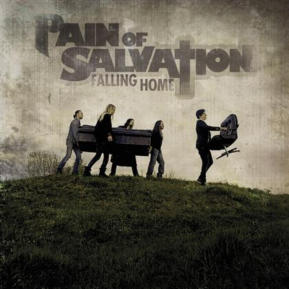Pain Of Salvation - Falling Home cover