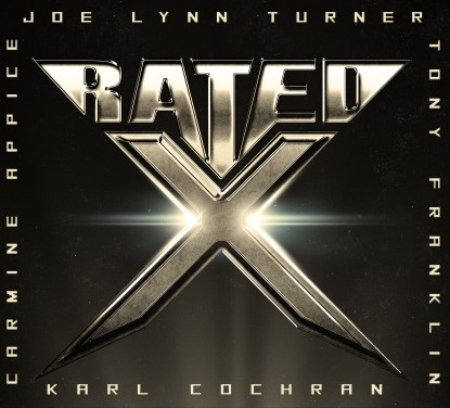 Rated X - Rated X cover