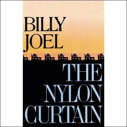 Billy Joel - The Nylon Curtain cover