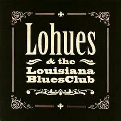 Louhues & The Louisiani BluesClub - Grip cover