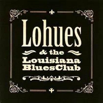 Louhues & The Louisiani BluesClub - Grip cover