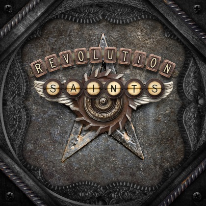 Revolution Saints - Revolution Saints cover