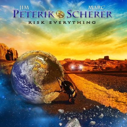 Peterik & Scherer - Risk Everything cover