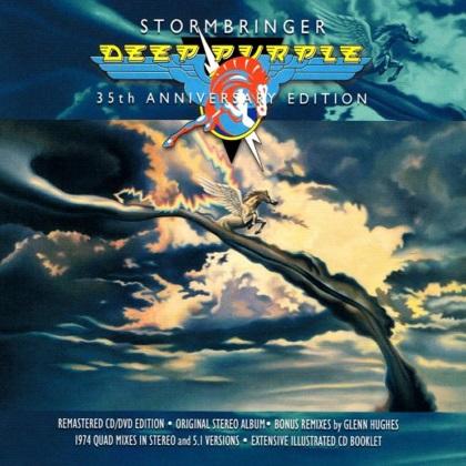 Deep Purple - Stormbringer cover