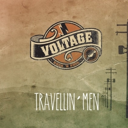 Voltage - Travelin' Men cover