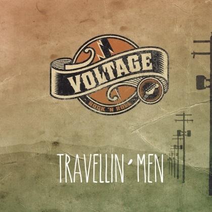 Voltage - Travelin' Men cover