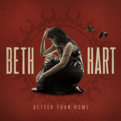 Beth Hart - Better Than Home cover