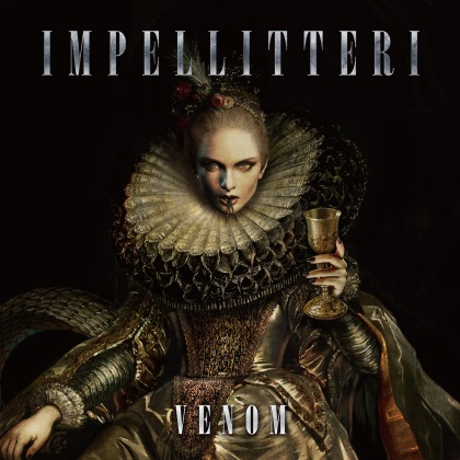 Impelliteri - Venom cover