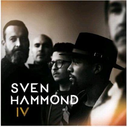 Sven Hammond - IV cover