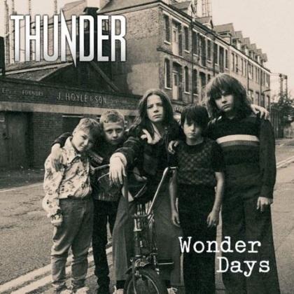Thunder - Wonder Days cover
