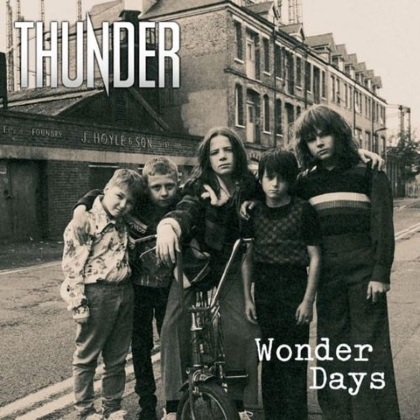 Thunder - Wonder Days cover