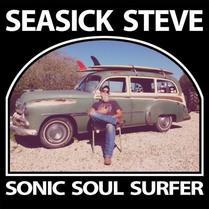Seasick Steve - Sonic Soul Surfer cover