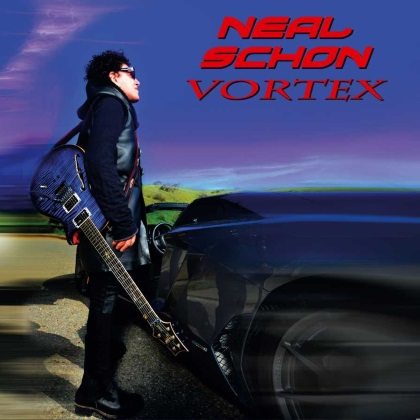 Neal Schon - Vortex cover