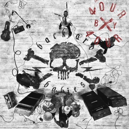 Backyard Babies - Four By Four cover