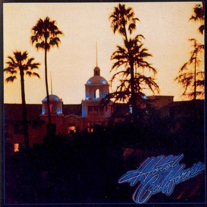 Eagles - Hotel California cover