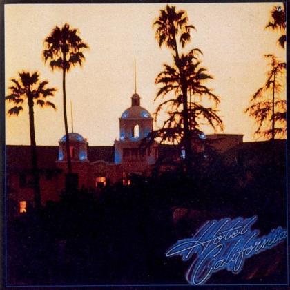 Eagles - Hotel California cover