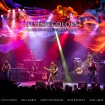 Flying Colors - Second Flight: Live At The Z7 cover