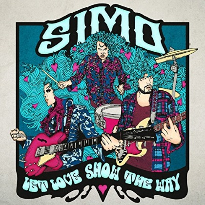 SIMO - Let Love Show The Way cover