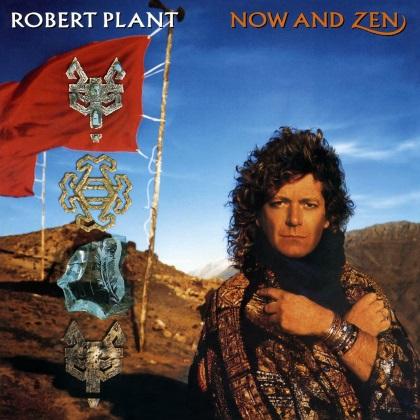 Robert Plant - Now And Zen cover
