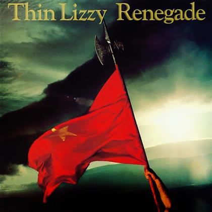 Thin Lizzy - Renegade cover