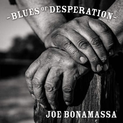 Joe Bonamassa - Blues Of Desperation cover