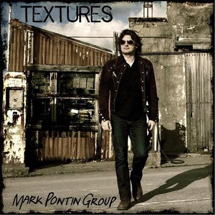Mark Pontin Group - Textures cover