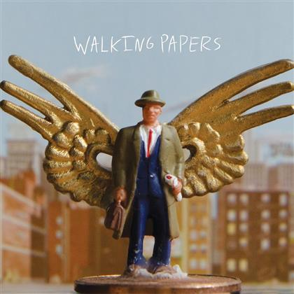 Walking Papers - Walking Papers cover