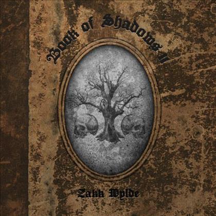 Zakk Wylde - Book Of Shadows II cover