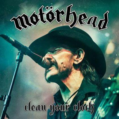 Motörhead - Clean Your Clock cover