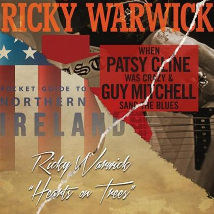 Ricky Warwick cover