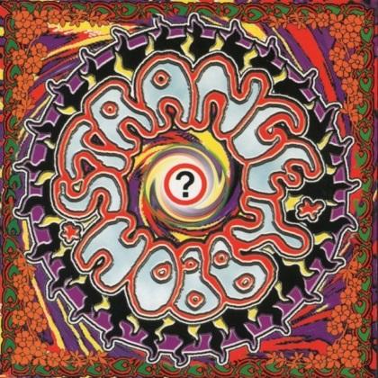 Arjen Lucassen's Strange Hobby cover