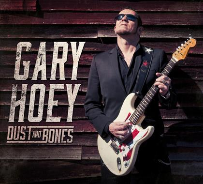 Gary Hoey - Dust And Bones cover