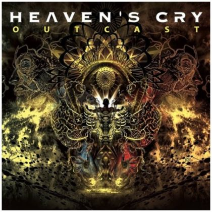 Heaven's Cry - Outcast cover